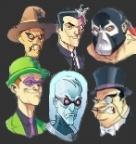 Various Villains