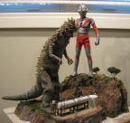 Ultraman vs Bemular