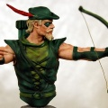 Green Arrow Bust