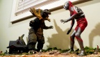 Ultraman vs Jirass