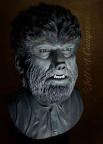 Wolfman Bust