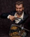 Old Logan Bust