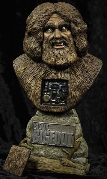 Bionic Bigfoot